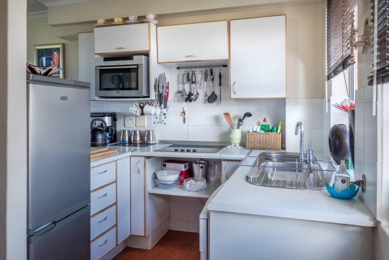 Small Kitchen Ideas That Will Help Your Kitchen Feel Bigger
